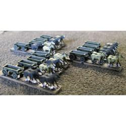 CinC R070 Horse Drawn Wagons