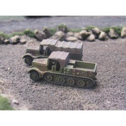 CinC G104 Sdkfz 9/18 Ton Heavy Tow Vehicle