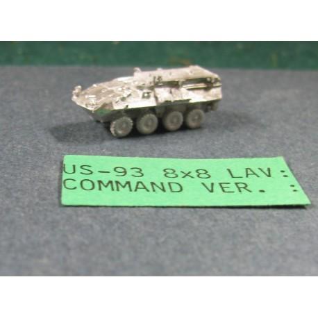 CinC US093 Lav 8x8 Command