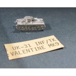 CinC UK031 Valentine MK IX
