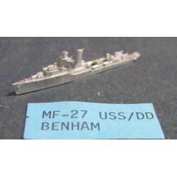 CinC MF027 DD Benham