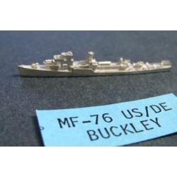CinC MF076 Buckley Class DE