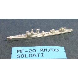 CinC MF020 Soldati DD