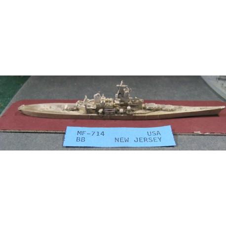 CinC MF714 New Jersey BB
