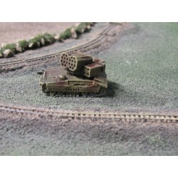 SWS BRY003 Bradley Medium Rocket Launcher Tank
