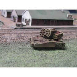SWS BRY003A Bradley Mk2 Rocket Launcher Medium Tank