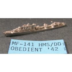 CinC MF141 Obedient DD