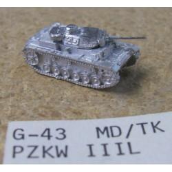 CinC G043 Pzkw III L