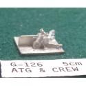 CinC G126 50mm Pak38 w/crew