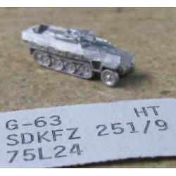 CinC G063 Sdkfz 251 /8-75L24