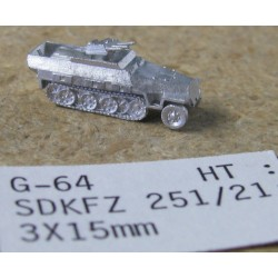 CinC G064 Sdkfz 251 / 21-15mm