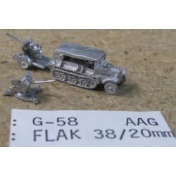 CinC G058 Flak 38/20mm
