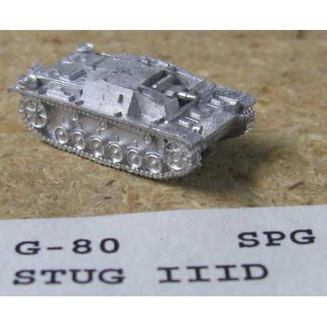 C G080 Stug IIID