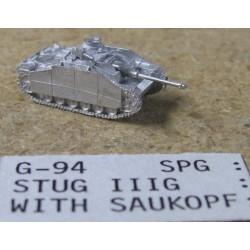CinC G094 Stug III G Saukopf