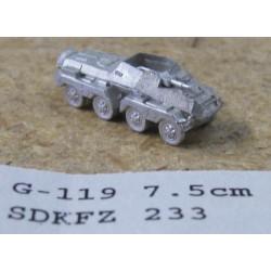 CinC G119 Sdkfz 233 75mm L24