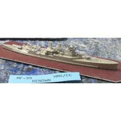 CinC MF099 Renown Battleship