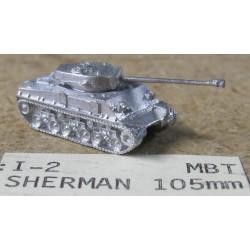 CinC I002 Sherman 105L51