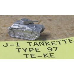 CinC J001 Type 97 TE KE
