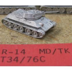 CinC R014 T34/76C