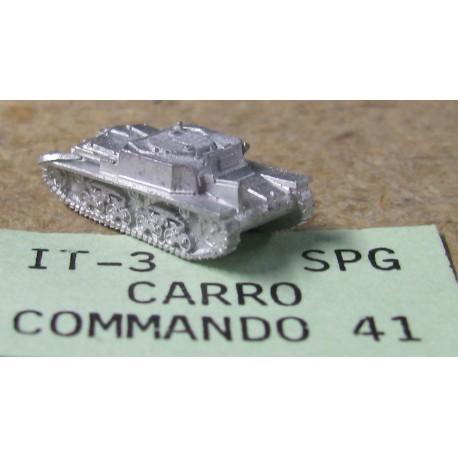 CinC IT003 Carro Commando 41