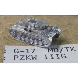 CinC G017 Pzkw III G