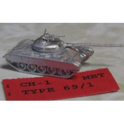 CinC CH001 Type 69/1 MBT