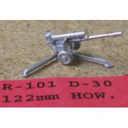 CinC R101 D30 122mm Howitzer