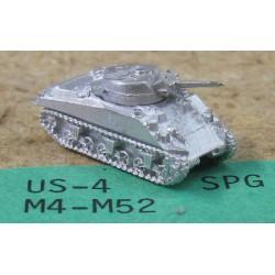 CinC US004 M4M52 Sherman 105