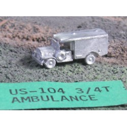 CinC US104 Dodge 3/4 ton ambulance