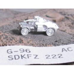 CinC G096 Sdkfz 222