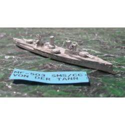 CinC MF503 Von Der Tann Battle Cruiser