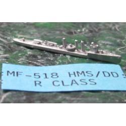CinC MF518 R Class DD