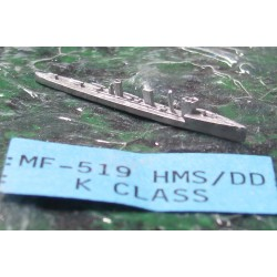 CinC MF519 K Class DD