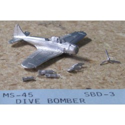 CinC MS045 SBD3 Dive Bomber