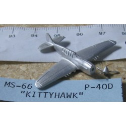 CinC MS066 P40D Kittyhawk