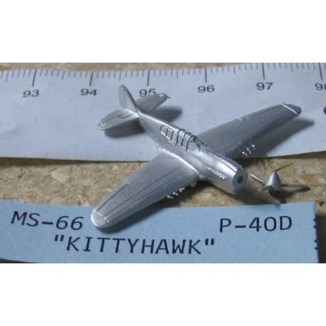 CinC MS066 P40D Kittyhawk