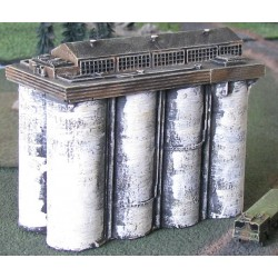 BAI206 Unit of 8 seed silo (large)