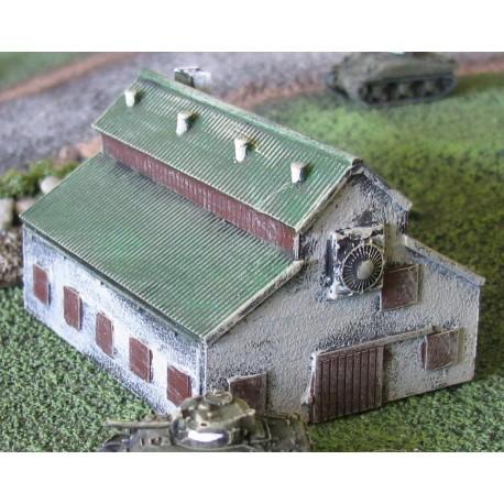 BAI220 Chicken house (small, modern)
