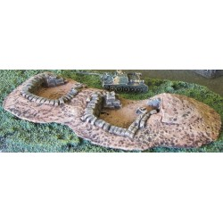 EC005 Light FH troop and CP emplacement