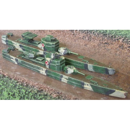 ORR007 Russian BK 1125 (2 types)