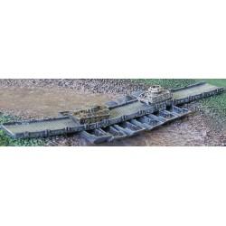 P009 Divisional pontoon bridge (German)