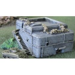 B011 Japanese Bunker (MMG/ AT)