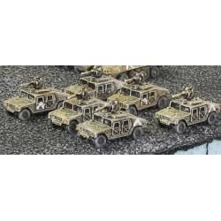 CinC US110 HMMV w/TOW2