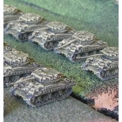 CinC US101 M4A3 Sand Bagged Sherman