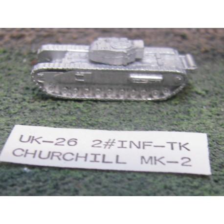 CinC UK026 Churchill MK II